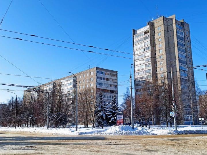 Рейтинг микрорайонов города Владимира: Содышка