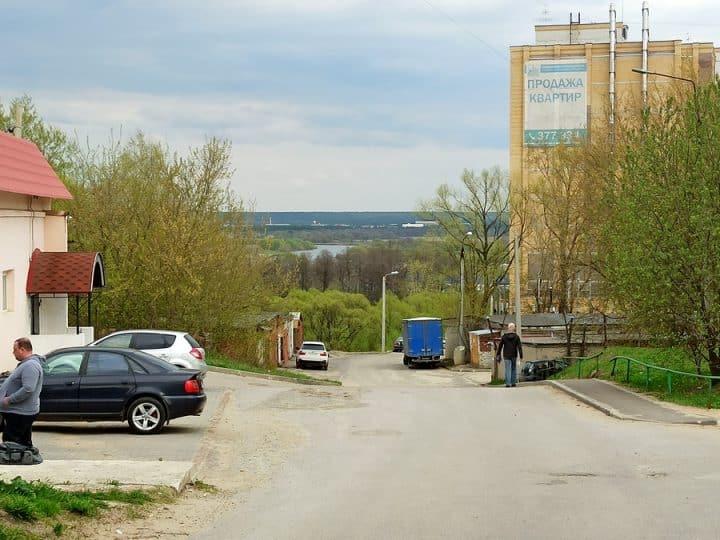 Рейтинг микрорайонов города Владимира: Диктора Левитана
