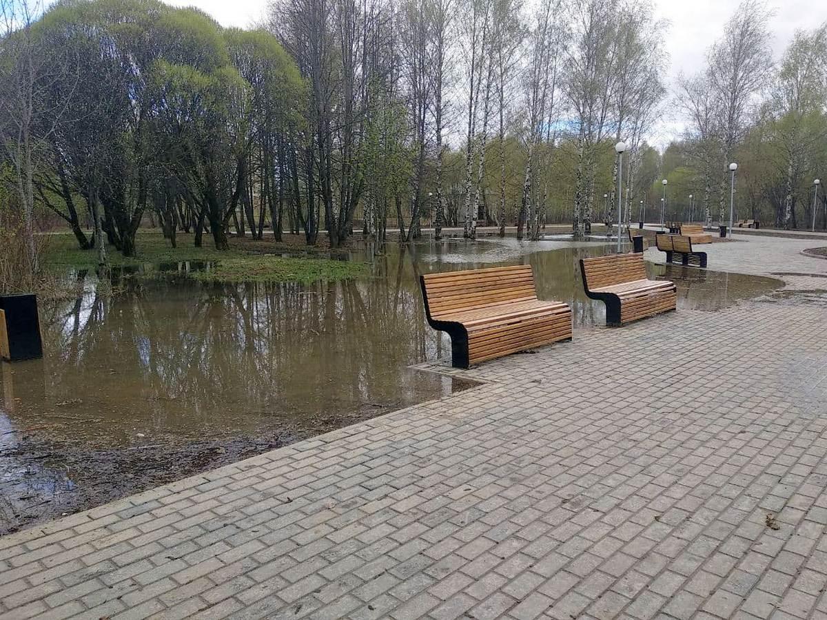 Парк Добросельский