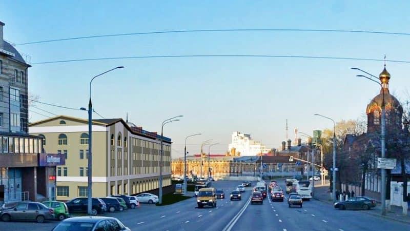 Гостиницу на Студеной горе возведет «Ташир-Владимир»
