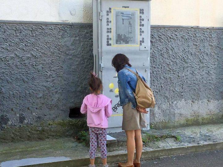 Во Владимире закрасили стрит-арт «Тетрис»