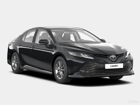 Фонд капремонта закупает Toyota Camry за 2,1 млн рублей