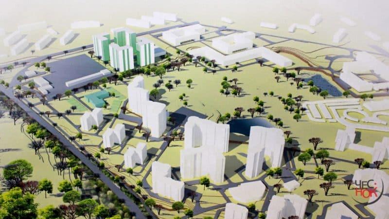 ВлГУ обзаведется 17-этажками у третьего корпуса и новым общежитием